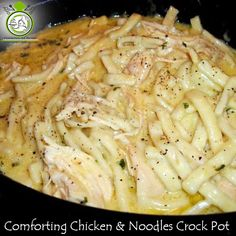 Ingredients   2 can cream of chicken soup  2 can chicken broth (15oz each)  1 stick butter or margerine  1 lb chicken breasts (fresh or...