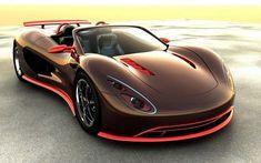 Best Sports Cars   :   Illustration   Description   Ronn Scorpion