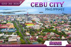 "Cebu City, Philippines:   #Cebu #City, officially the City of Cebu, is the #capital city of the #province of Cebu and is the ""second city"" of the #Philippines, being the center of #Metro Cebu, the second most populous #metropolitan area in the Philippines after Metro #Manila.   Source:   https://en.wikipedia.org/wiki/Cebu_City   #CebuCity #Flights #Travel #MabuhayTravel #FlightstoPhilippines   #Book Flights:   http://www.mabuhaytravel.co.uk/"