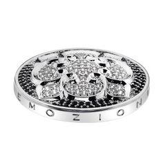 Favourite www.hotdiamonds.co.uk or www.emozioni.com 33mm Caleidoscopio Fiore di Loto coin £79.95