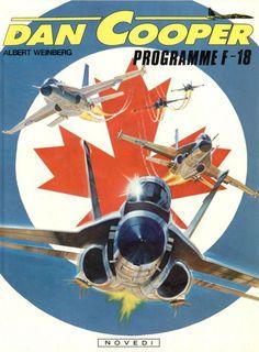 Dan Cooper (Les aventures de) -27- Programme F-18  -  1981