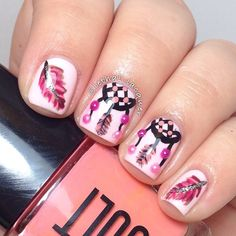 Instagram media by lethal_lacquer #nail #nails #nailart