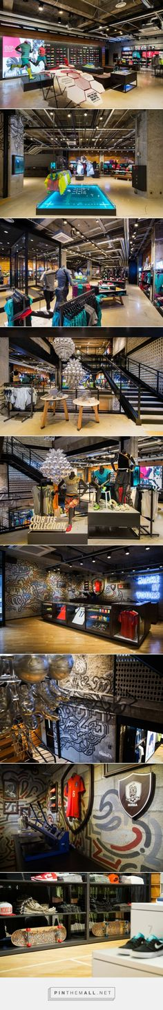 Nike store, Seoul – South Korea » Retail Design Blog... - a grouped images picture - Pin Them All