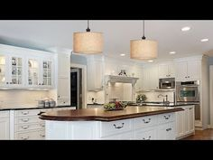 ▶ Convert Recessed Lights Into Pendant Lights - YouTube
