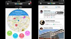 Après 6 mois de test en beta, sur iPhone et Android, Whoozer va refaire peau neuve avec de nouveaux designs et une nouvelle API.
