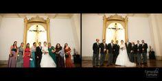 Diagramação de álbum de casamento:Antiga Sé Fotógrafa Fernanda Ferraro