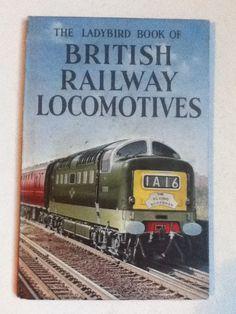 Vintage Ladybird Book - British Railway Locomotives - Free P&P | eBay///.,mar16
