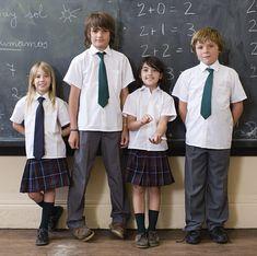 public school boys uniform | Too school for cool: uniforms in fashion - NYPOST.com
