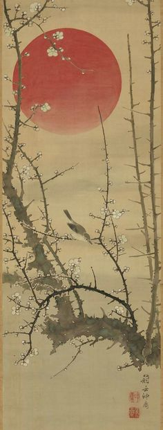 """""""Plum Blossoms and Sun"""""""