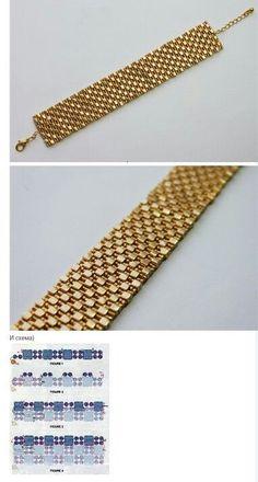 Best Bracelet Perles 2017/ 2018 : Tila beads
