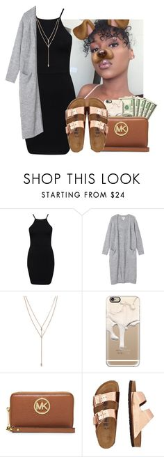 A fashion look from July 2016 featuring high neck cocktail dress, long grey cardigan and platform flats. Browse and shop related looks. Long Grey Cardigan, Burgundy Cardigan, Gold Birkenstocks, Church Outfits, School Outfits, Cardigan Outfits, Weekend Outfit, Polyvore Outfits, Monki