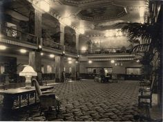 Exploring the Forgotten Art Deco Artifacts of the New Yorker Hotel   Atlas Obscura