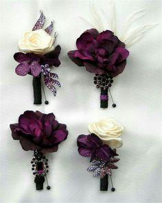 Purple Boutiners