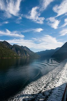 Geirangerfjord (1000 Places to See before You Die, UNESCO World Heritage Site) - Norway