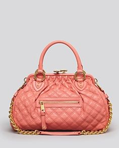 Marc Jacobs Stam-- $1,395 of pure buttery leather