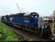 SRY 381 Description: Photo Date: 7/22/2007 Location: New Westminster, BC Author: Steve Arnot Categories: Locomotives: SRY 381(SD38AC)