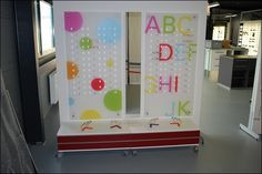 Kids Station http://site.framedisplays.com/gallery/PIN_4_WR.jpg
