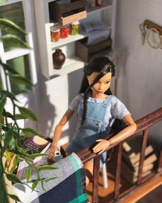 Barbie Life, Barbie Dolls, Barbie Tumblr, Illustrations And Posters, No Time For Me, Fashion Dolls, Dollhouse Miniatures, Doll Clothes, Instagram Posts
