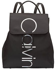 053a1f963 Calvin Klein Mallory Backpack & Reviews - Handbags & Accessories - Macy's