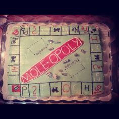 happy mole day cake art mole food and cake mole day cake mole opoly x totally making this for school friday