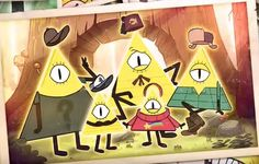 Bill Cipher and the Bill Cipher family of Bill Ciphers.