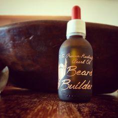 Beard builder-premium beard oil Starbucks Iced Coffee, Beard Oil, Coffee Bottle, Argan Oil, Drinks, Products, Drinking, Beverages, Drink