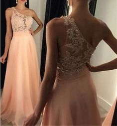 Blush Pink Prom Dresses,Chiffon Prom Dress,long Evening Gowns,sparkle One Shoulder Prom Dress Blush Pink Prom Dresses, Prom Dresses For Sale, Homecoming Dresses, Bridesmaid Dresses, Party Dresses, Junior Bridesmaids, Dresses Dresses, Occasion Dresses, Evening Party Gowns