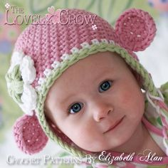 Hat+Crochet+Pattern+for+Babies+or+Toddlers++Bulky+by+ebethalan,+$5.95