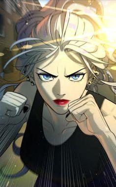 Manhwa Manga, Manga Anime, Anime Art Girl, Anime Guys, Aztecas Art, Queen Anime, Character Art, Character Design, Webtoon App