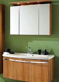 Tükrösszekrény, mosdó alatti szekrény; KIKA
