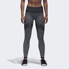 Adidas Performance Funktionstights »women Supernova Winter« Black