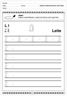 Você já trabalhou comalfabeto cursivo? Caso ainda não tenha incluído essa temática na sua metodologia, vale a pena. Diversas atividades de Letra Cursiva.
