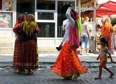 *Gypsies in Constanta.*