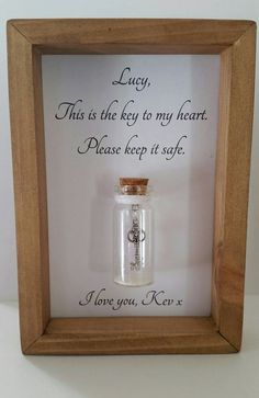 Girlfriend Gifts, Anniversary gifts for girlfriend, Christmas gift for girlfriend. Can be personalised with names or your own message.