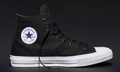 Converse reinvents Chuck Taylor sneaker – its sole update in