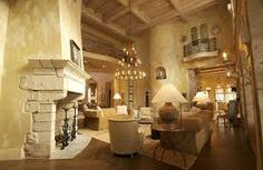 Fireplace Detail In Grand Salon Aka The Family Room Cau Lyon Charlotte Nc Find This Pin And More On Tuscan Interior Design Style