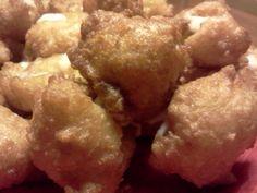 la mia dieta cELIaca: Frittelle con la crema