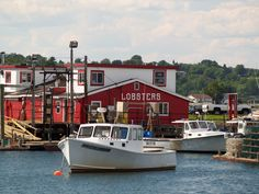Cook's Lobster Pound - Bailey Island, Maine