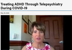 Treating ADHD Through Telepsychiatry During COVID-19   Psychiatry & Behavioral Health Learning Network Blind Leading The Blind, How Its Going, Adhd Medication, Self Discovery, Psychiatry, New Things To Learn, Treats, Learning, Health