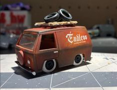 Custom Hot Wheels, Diecast Model Cars, Toys Photography, Scale Models, Cool Toys, Project Ideas, Vw, Mystery, Future