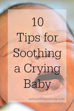 Great tips for soothing your crying baby in those first few months where it& so hard to figure out what is wrong! Happy Mom, Happy Baby, Parenting Advice, Kids And Parenting, Baby Crying Images, Soothing Baby, Baby Hacks, Baby Bumps, Having A Baby