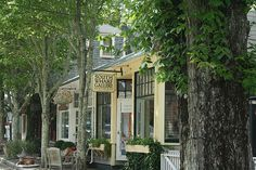 Nantucket India Street  by eprich