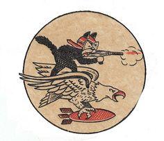 cat/eagle/bomb