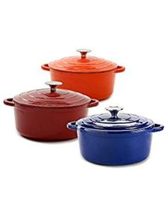 This Ruff Hewn round casserole dish features extremely durable cast-iron construction. Casserole To Freeze, Casserole Pan, Chicken Casserole, Casserole Dishes, Casserole Recipes, Hamburger Meat Casseroles, Ruff Hewn, Bakeware, Cast Iron