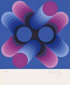 Vasarely, 1979