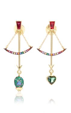 The Bow Earring by DANIELA VILLEGAS for Preorder on Moda Operandi