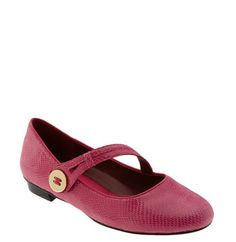 Are flats getting less adorable, or am I becoming less impressed by them? These are cute though.