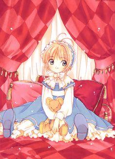 Sakura Kinomoto (木之本さくら)   Cardcaptor Sakura (カードキャプターさくら), CCS, Cardcaptors, Card Captor Sakura   CLAMP