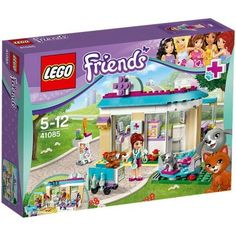 LEGO Friends Vet Clinic ** More info could be found at the image url.