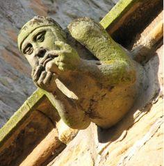 Gargoyle, Dornoch Cathedral